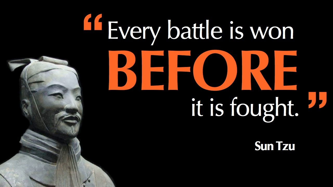 Sun Tzu Strategy Without Tactics