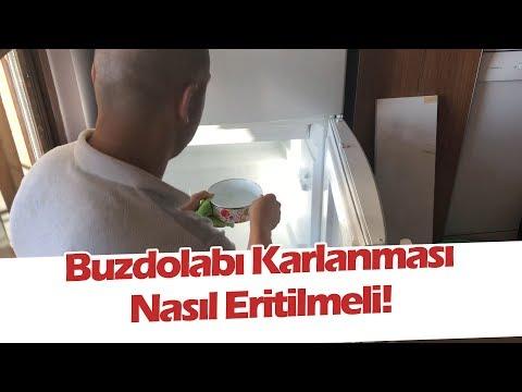 Buzdolabı Karı Nasıl Eritilir! Buzdolabı Karlanması Eritilirken Nelere Dikkat Edilmeli! #buzdolabı