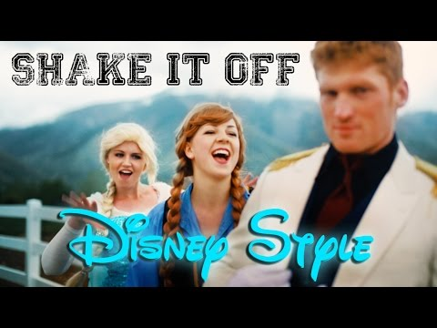 Taylor Swift - Shake It Off Disney Style Mp3