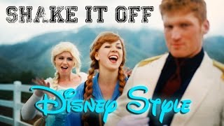 Cover images Taylor Swift - Shake It Off Disney Style