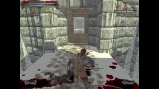 Severance Blade of Darkness Fortress of Nemrut Knight Gameplay  Level 8