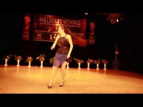 Best Female Salsa Dancer From Europe 2014
