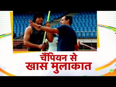 Exclusive Interview With Javelin Thrower Neeraj Chopra | Sports Tak Mp3