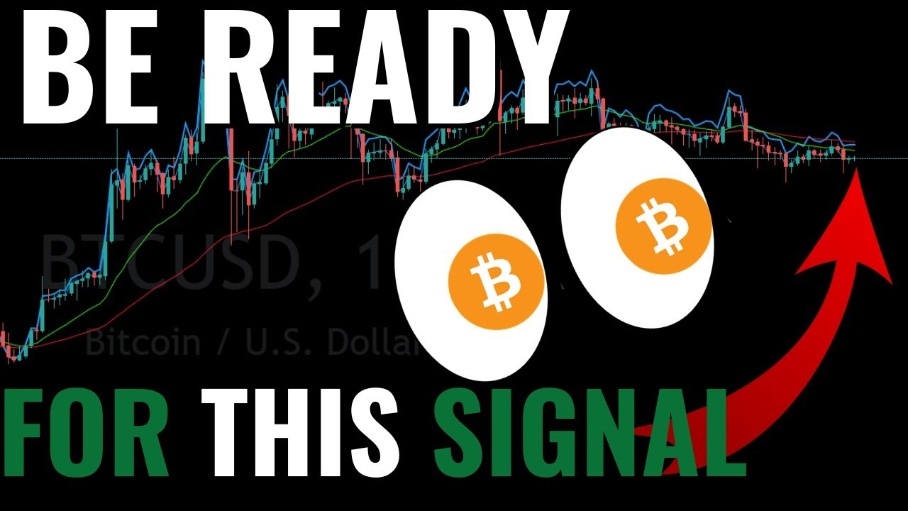 BE READY for THIS SIGNAL To FLASH in BITCOIN!