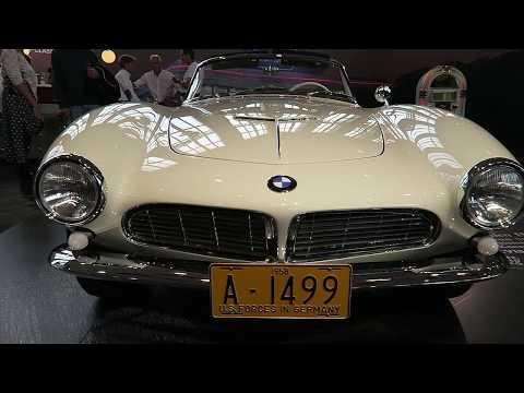 Berlin Classic Motorshow 2017 - BMW and VW