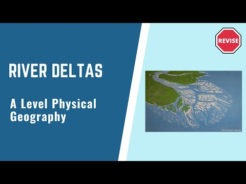 As Physical Geography - Deltas