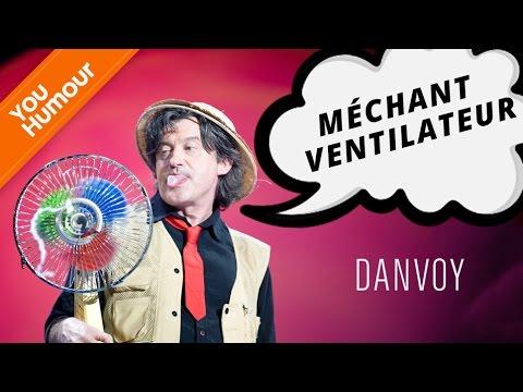 DANVOY' dompte un ventilateur...