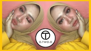 AKHIRNYAAA!!! O TWO O ONE BRAND MAKEUP TUTORIAL & REVIEW BAWEL | Bahasa Indonesia | DienDiana