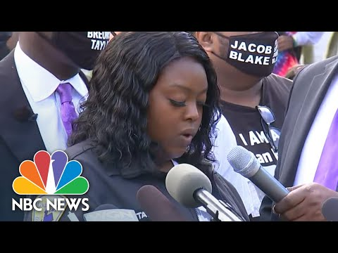 Breonna Taylor's Family Speaks Out For First Time Since Grand Jury Decision | NBC News