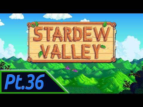 Intense Farming! Huge Pumpkin Harvest   Haskie Plays - Stardew Valley - Part 36