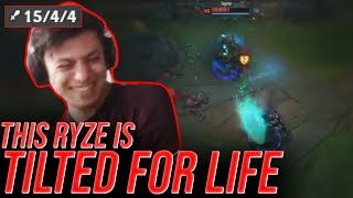 LL Stylish - THIS RYZE IS TILTED FOR LIFE - UNRANKED TO CHALLENGER