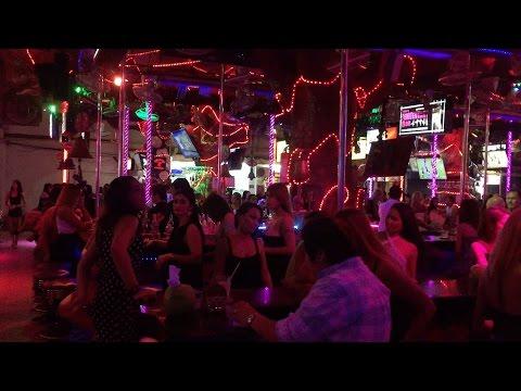 Thai Bar Girls in Patong, Phuket