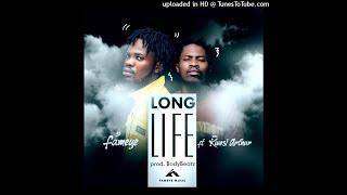 Fameye - Long Life ( ft Kwesi Arthur )(Audio Slide)