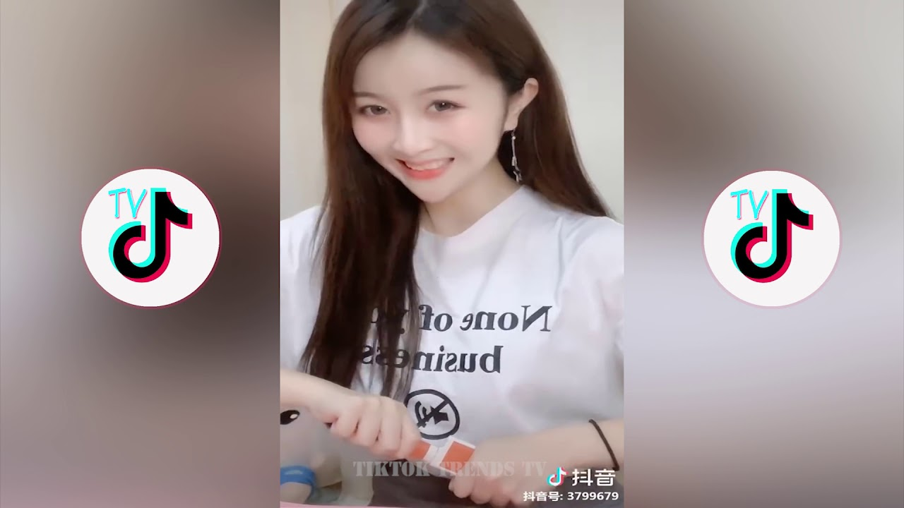Hot Girl China TikTok Videos Compilation 2019