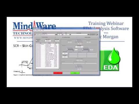 EDA Analysis Software Webinar May 16th 2016