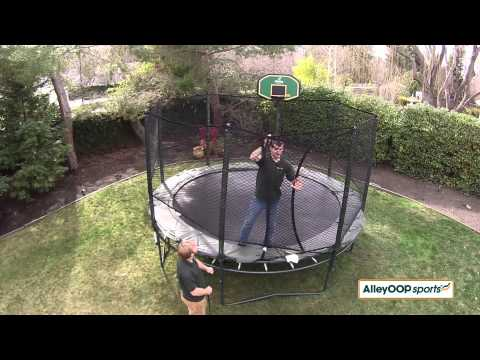 safety-enclosure-installation-(part-2)--jumpsport-&-alleyoop-sports-trampolines