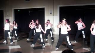 2013 Pilots Dance Team Showcase - Swag Beatz
