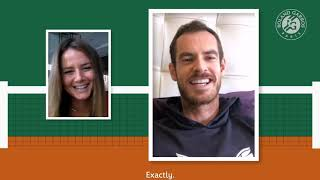 Chatting with Daniela: Andy Murray (2/2)