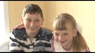 Видеопаспорта детей-сирот, которые ищут семью