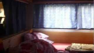 Wohnwagen Hobby Landhaus mit Vorzelt BJ 1981 zu verkaufen
