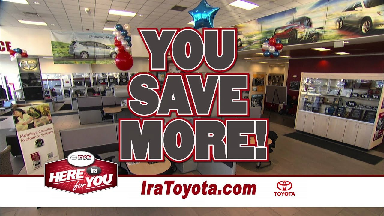 Ira Toyota Of Danvers   Summer Sales Challenge Extended!
