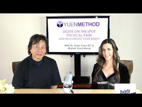 Yuen Method: Delete Physical Pain On The Spot & Rejuvenate Your Body!