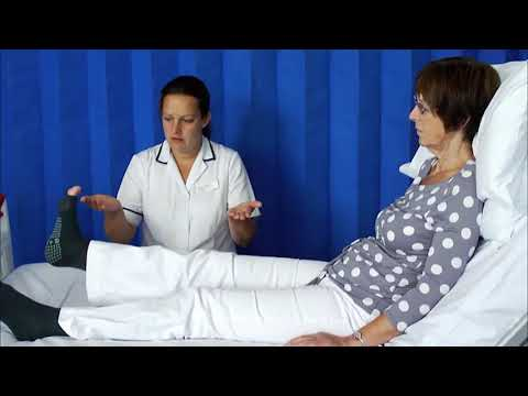 07) Physiotherapy - Knee Joint Replacement Surgery Exercises