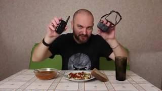 Электроошейник во время еды  - Безумный Макс О