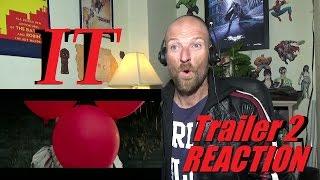 IT - Teaser Trailer #2 - Reaction