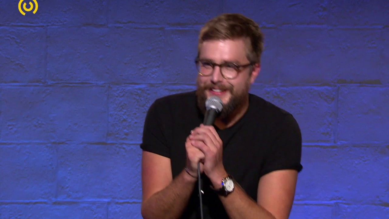 Iain Stirling on how Fitbit has ruined sex