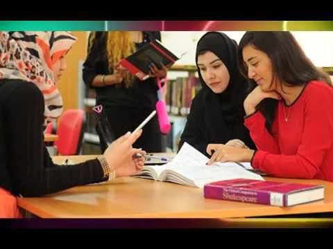 Abu Dhabi University Library Orientation