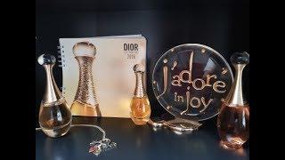 Dior parfümök részletesen -  J'adore