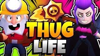 BRAWL STARS THUG LIFE: Funny Moments EP. 36 (Brawl Stars Epic Wins & Fails)