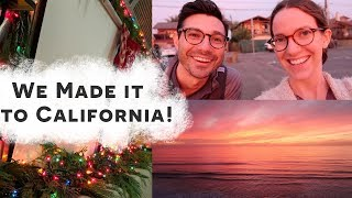 "Our New ""Home"" in California 