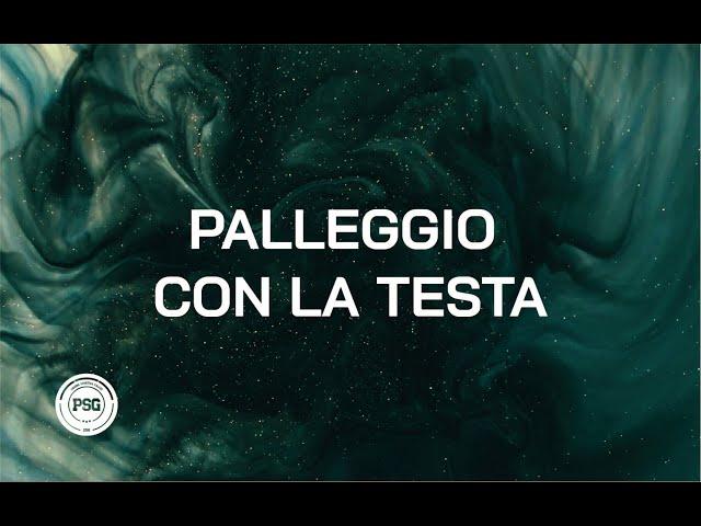 PALLEGGIO CON LA TESTA