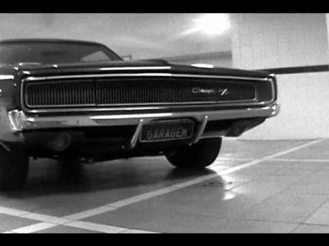 Garagem do Bellote: Dodge Charger R/T 1968