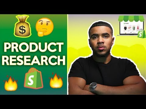 How To Find Hot & Trending Products (Shopify Dropshipping)