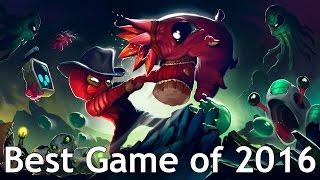Best Game of 2016 | Crashlands Review