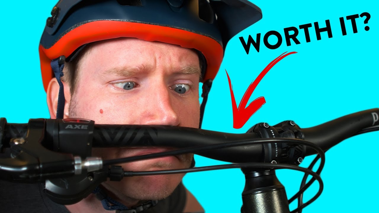 Is it worth upgrading your handlebars?