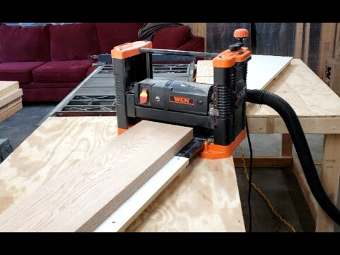 Tips on processing rough lumber. This video could save the DIY or novice woodworker big $$$!