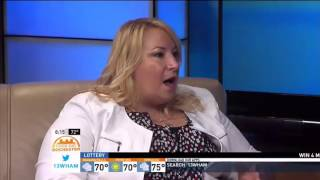 local author and medium jennie marie on good day rochester