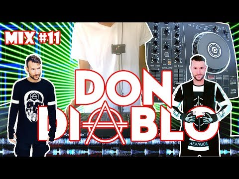 Don Diablo 2017 Mix #11 [400 Subs] | Pioneer DDJ-RB | Krossbeat