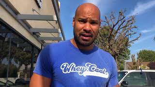 Gerald Washington: Tyson Fury NOT Ready To Return - esnews boxing