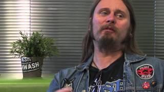 Enslaved interview - Grutle Kjellson (part 1)