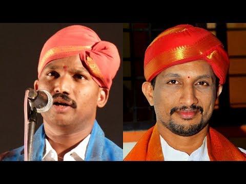Yakshagana Patla Satish Shetty & Raghavendra Acharya Jansale Dwandwa - Kapata Nataka Ranga