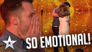 Download Mp3 Jade Calum Scott s original ICONIC performances will have you in tears I Audition I BGT Series 9