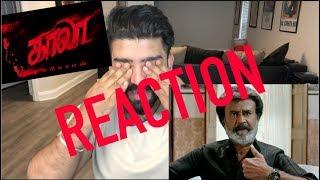 Kaala Trailer Reaction | Rajinikanth , Nana Patekar | RajDeepLive