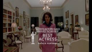 JACKIE | TV SPOT | Golden Globe SAG Nominee