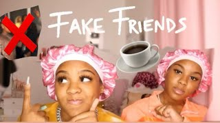 OUR TOP 4 FAKE FRIENDS STORYTIME!! all tea *Bonnet time*