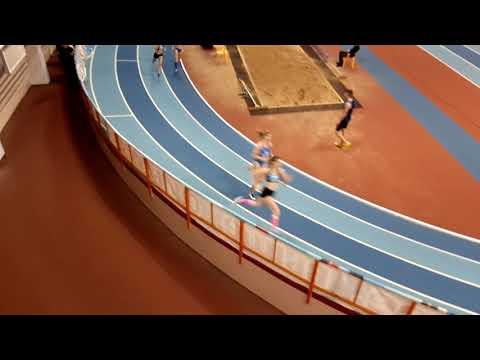 Екатерина Зорина - 24,78. 200 м (финал), юниорки U20. ПФО 2019, Новочебоксарск